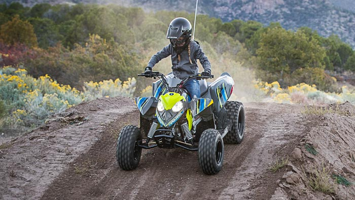 OUTLAW 110 EFI - ELECTRIC START